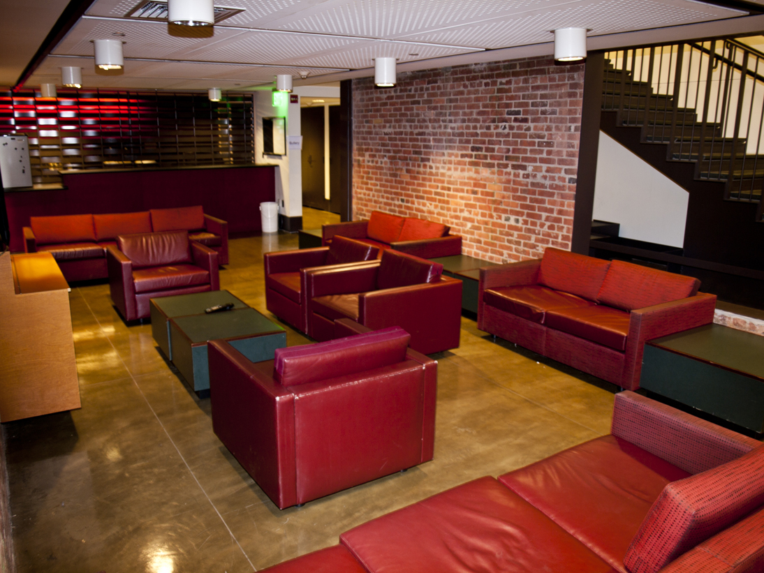 Silliman College - Lounge
