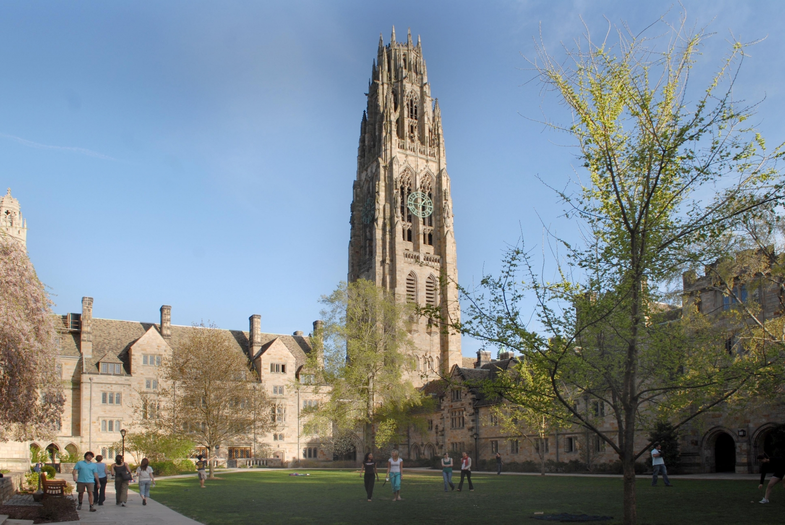 Branford College - Harkness Tower