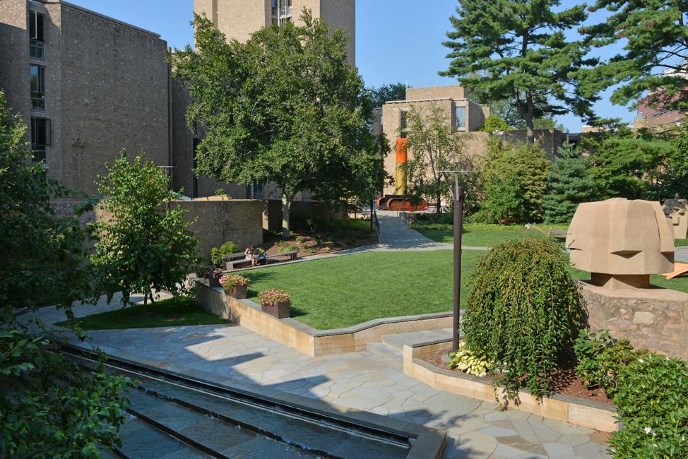 Morse College - Courtyard