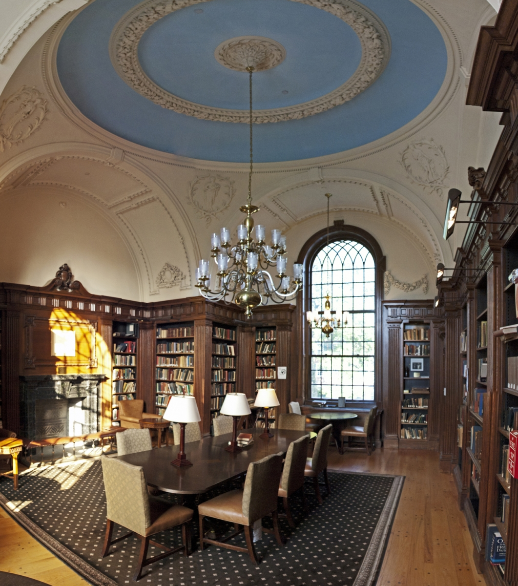 Pierson College - Library