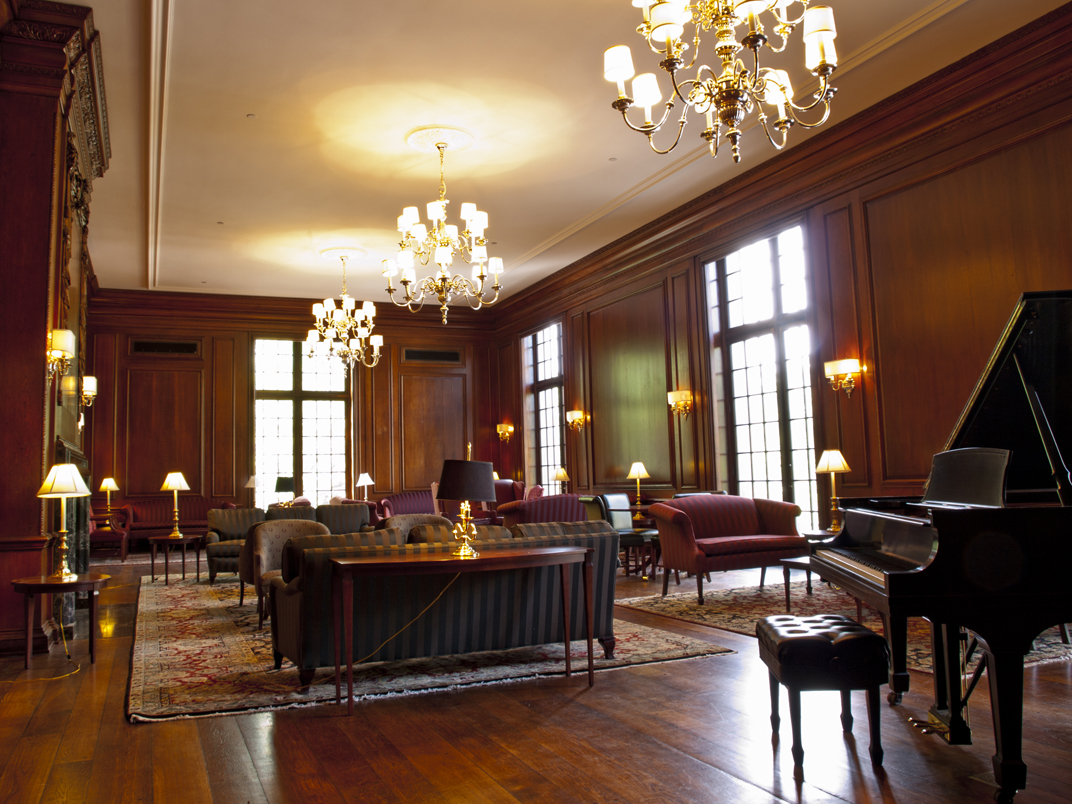 Silliman College - Common Room