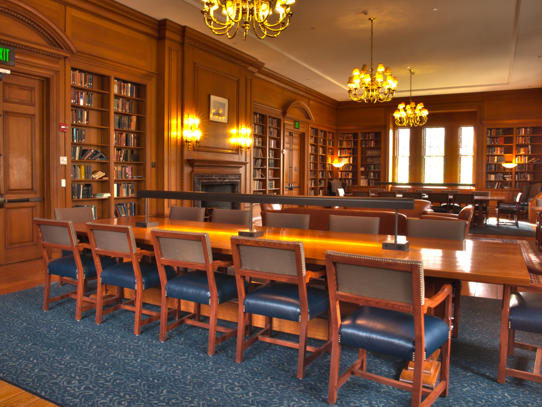 Silliman College - Library