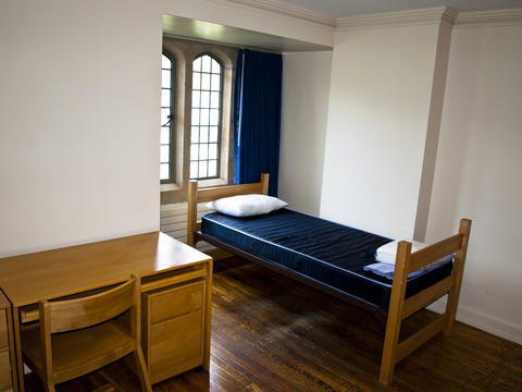 Berkeley College - Single Bedroom