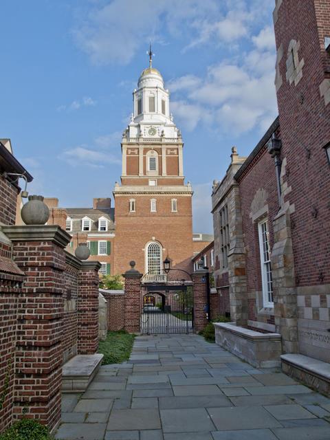 Pierson College - Gates