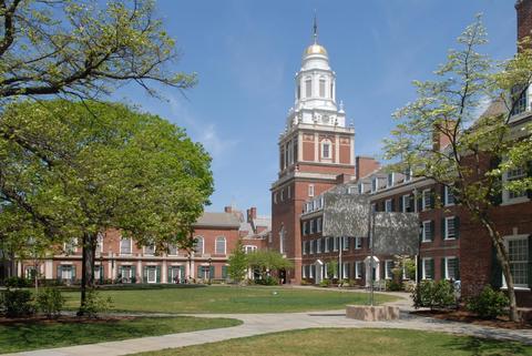 Pierson College - Courtyard