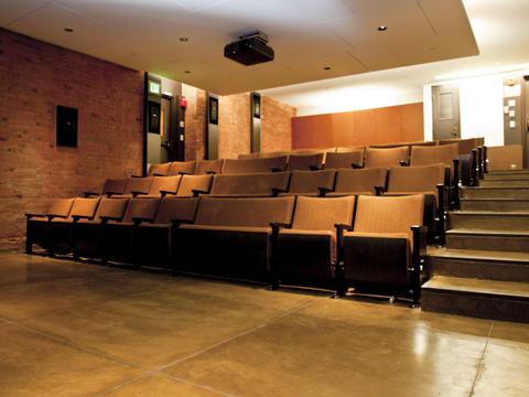 Silliman College - Theatre