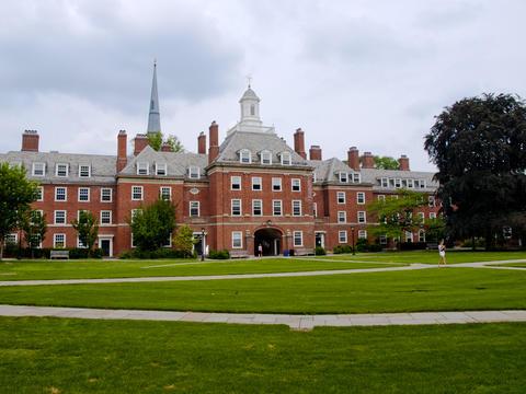 Silliman College - Courtyard