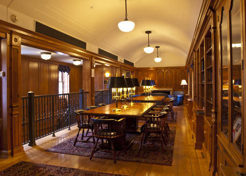 Timothy Dwight College - Library