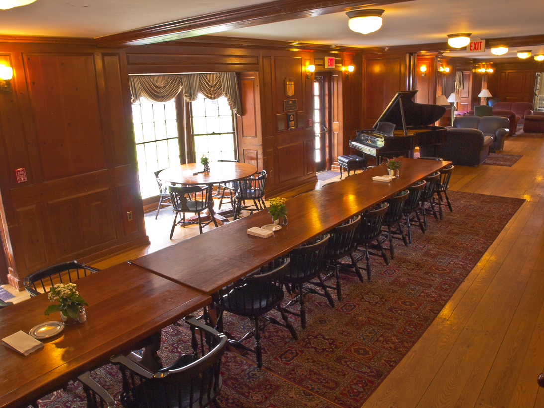 Timothy Dwight College - Side Dining Room
